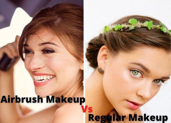 Airbrush Makeup Kits Vs. Regular Makeup Kits