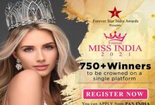 miss india 2021 winner