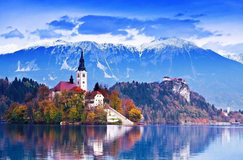 working in Slovenia