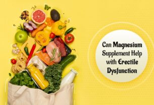 Can Magnesium Supplements Improve Erectile Dysfunction