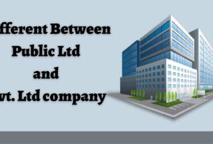 Public Ltd and Pvt Ltd Company